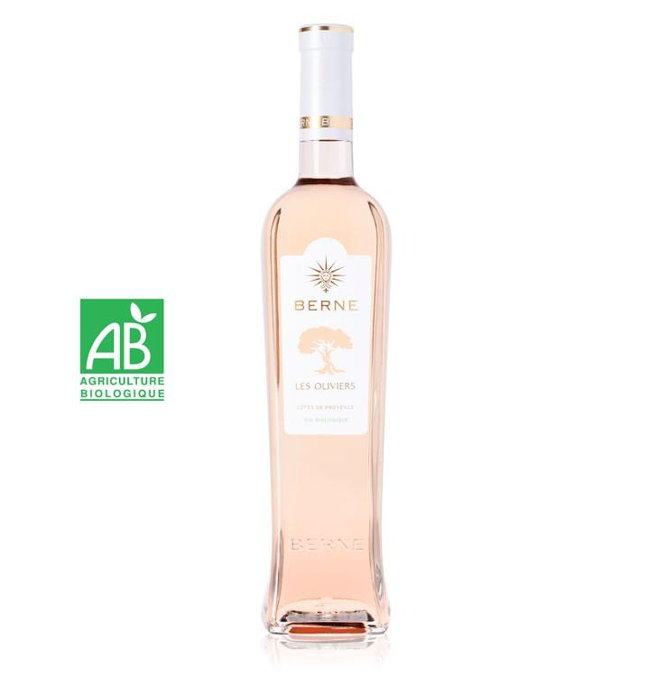 Chateau de Berne - Cuvée des Oliviers rosé bio