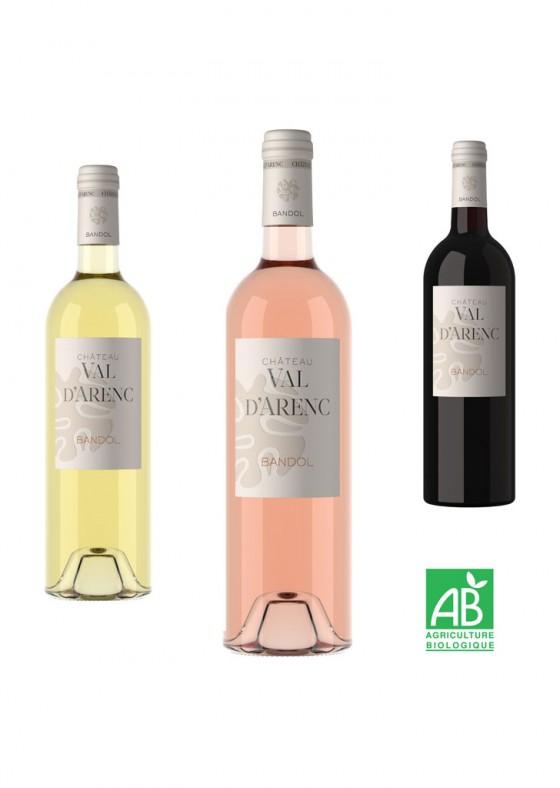 Wine Connexion - Château Val d'Arenc bio