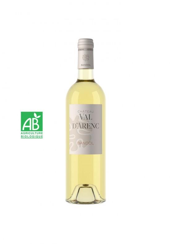 Wine Connexion - Château Val d'Arenc blanc bio