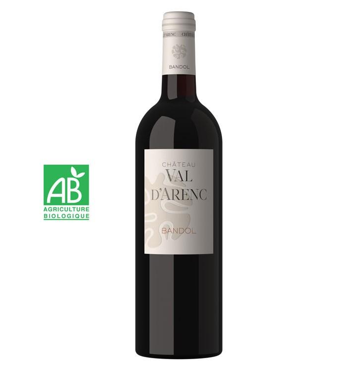 Wine Connexion - Château Val d'Arenc rouge bio