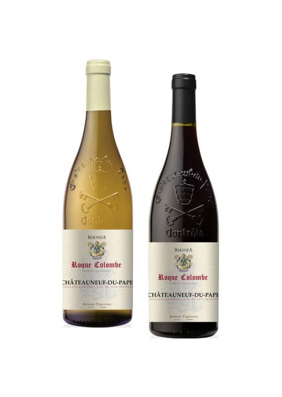 Wine Connexion - Châteauneu-du-pape - Roque Colombe