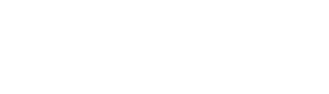 Wine Connexion - Logo blanc
