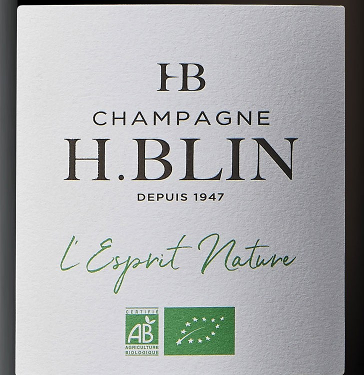 Champagne H. Blin