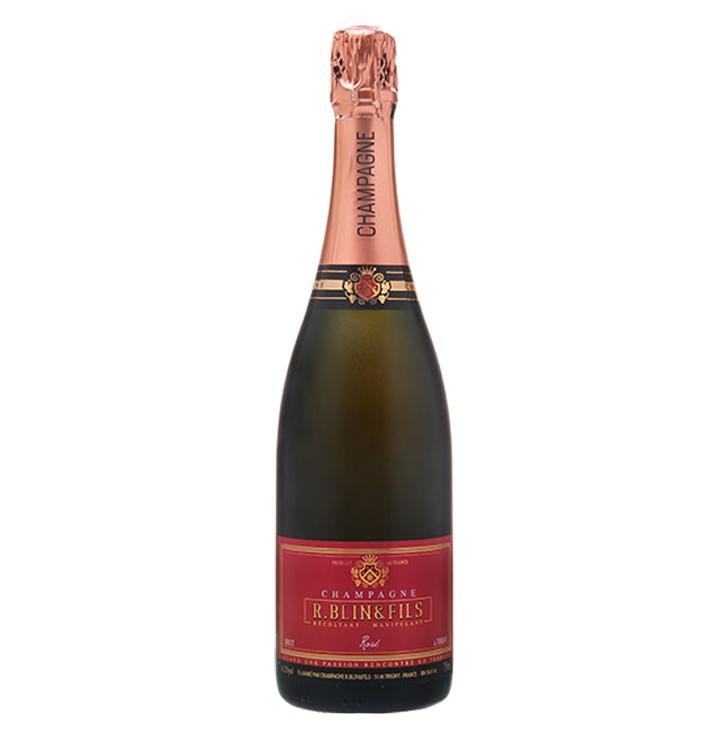 Champagne H. Blin - Brut Tradition rosé