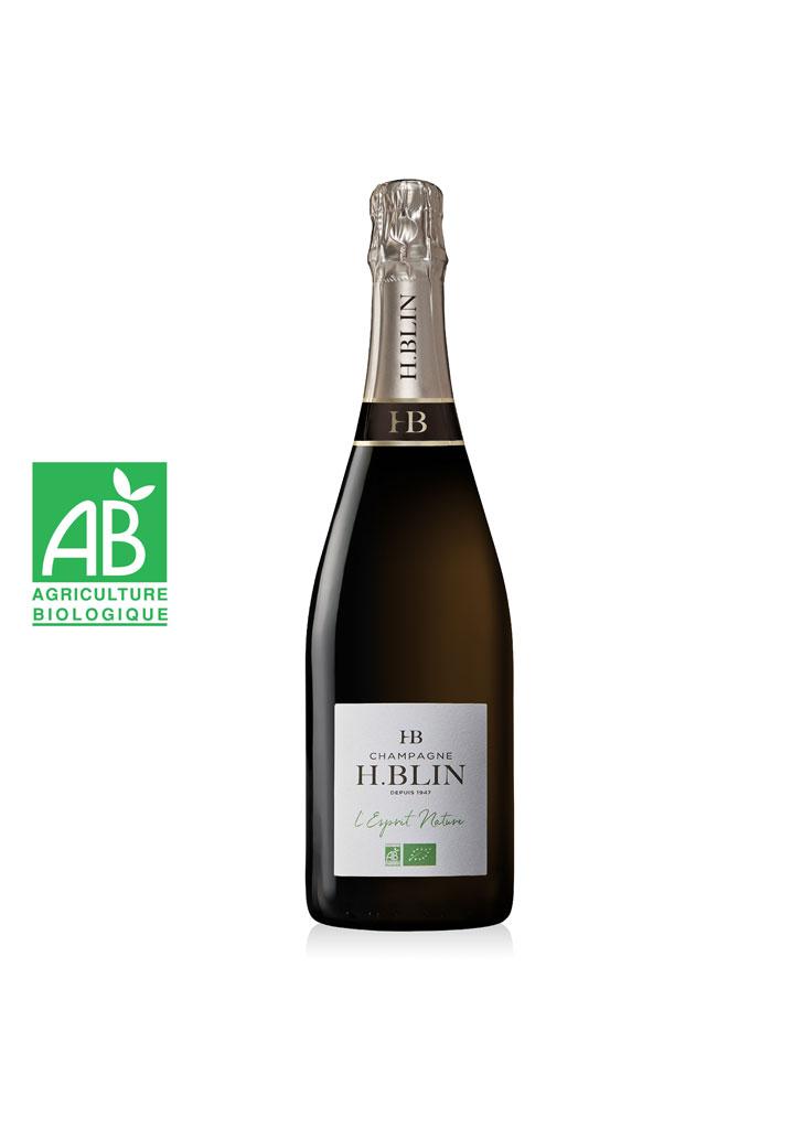 Champagne H. Blin - Esprit Nature