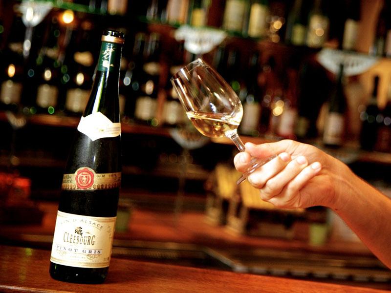 Wine Connexion - Vins d'Alsace - Cave Cleebourg