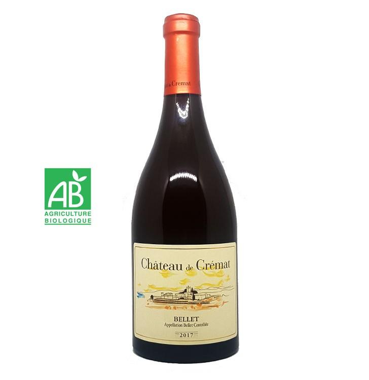 Wine Connexion - Chateau De Cremat - AOC Bellet rosé