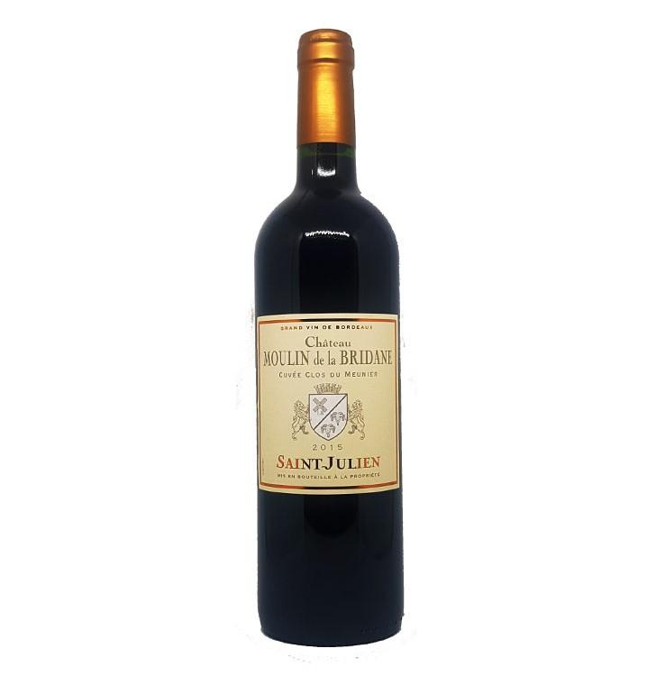 Wine Connexion - Château Moulin De La Bridane - Saint-Julien