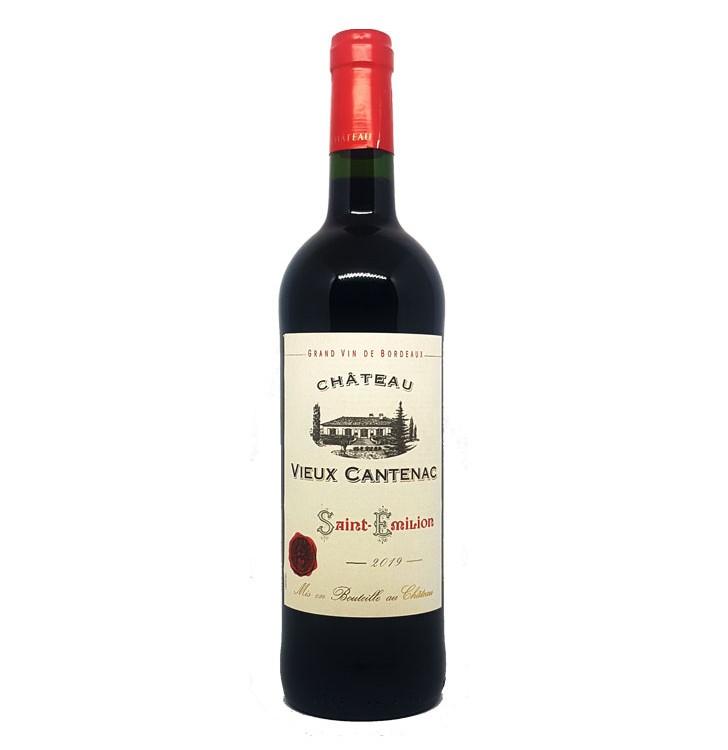 Wine Connexion - Château Vieux Cantenac - Saint Emillion