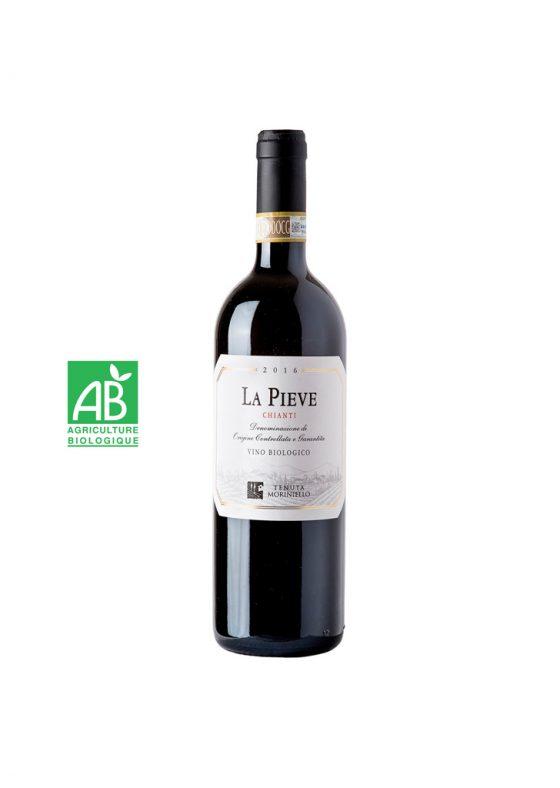 """Wine Connexion - Chianti D.O.C.G Bio """"La Pieve"""""""