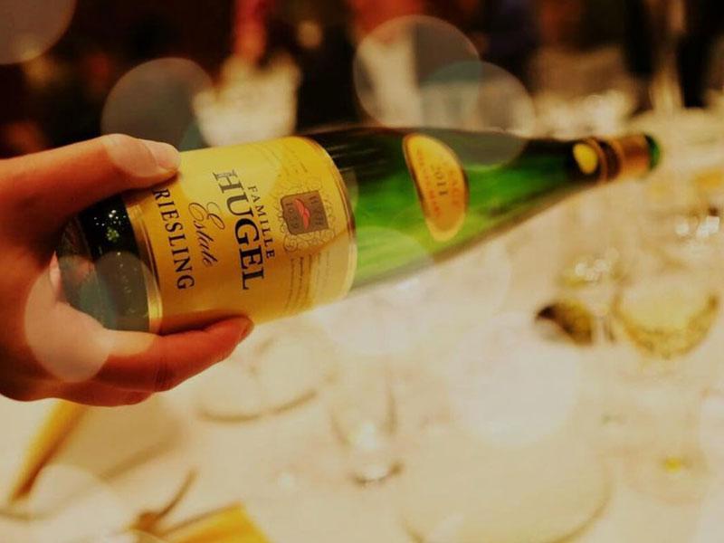 Wine Connexion - Vins d'Alsace - Maison Hugel