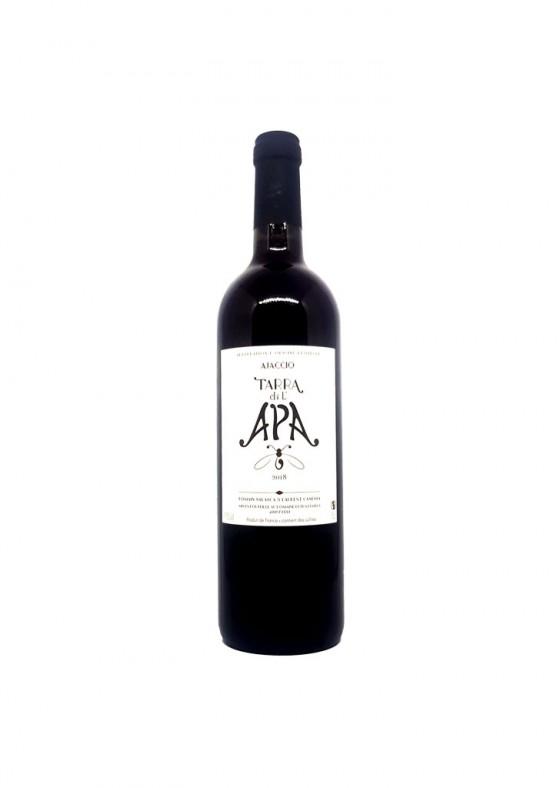 Wine Connexion - Tarra Di l'Appa rouge - Corse, Ajaccio